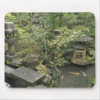 Japan, Ishikawa, Kanazawa, Nomura Samurai House Mouse Pad
