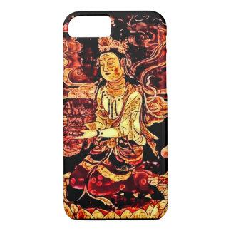 Japanese Pandora Art Nouveau iPhone 7 Case
