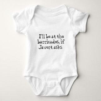 Javert Les Miserables Shirts
