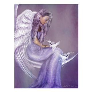Je crois aux anges cartes postales