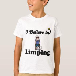 je crois qu'il faut boiter tee shirt