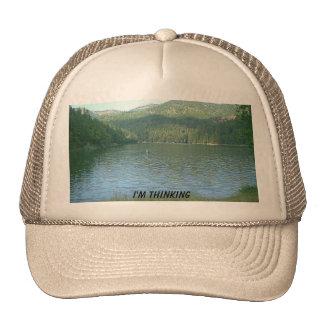 Je pense casquette