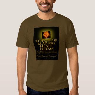 Je suis le volcan t shirt