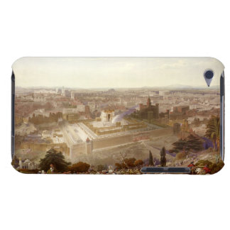 Jerusalem in her Grandeur, engraved by Charles Mot iPod Touch Covers
