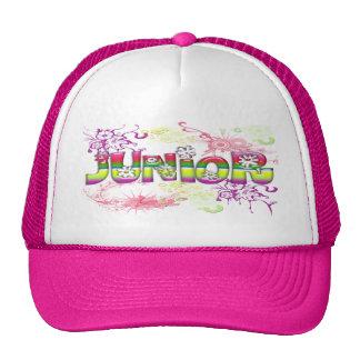 Junior - Flowers 2 Trucker Hat