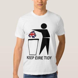 Keep Eire Tidy Tshirt