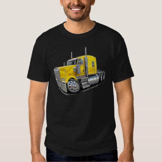 Kenworth w900 Yellow Truck T-shirts