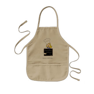 kimslogo_color2, Mommy's Little Helper Kids Apron
