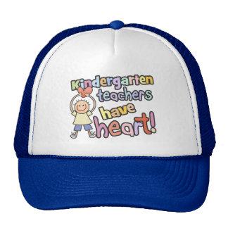 Kindergarten Teachers Have Heart Trucker Hat