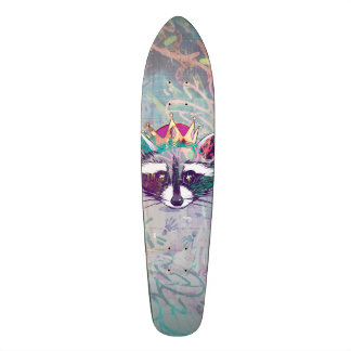 King Mapache Skate Board Deck
