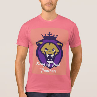 King of Pink Panthers T-shirts