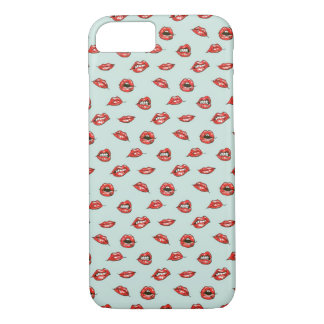 kiss iPhone 7 case