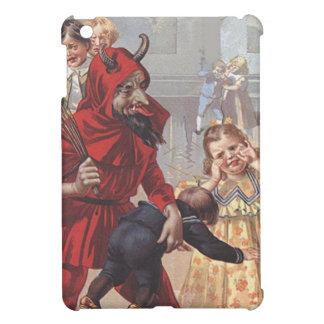 Krampus Spanking Child iPad Mini Cases