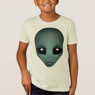 La chemise étrangère mignonne de l'enfant étranger t shirts