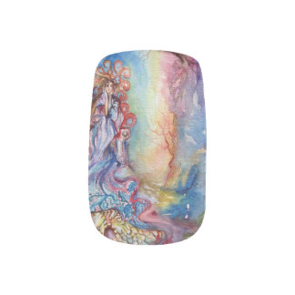 LADY OF LAKE , Magic and Mystery Fingernail Decals