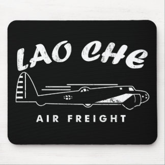 LAO-CHE air freight Mouse Pad