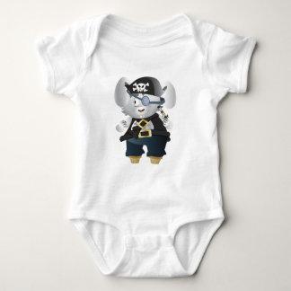 Lapin de pirate t shirt