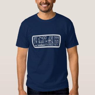 L'appareil-photo fonctionne T-shirt de pictogramme