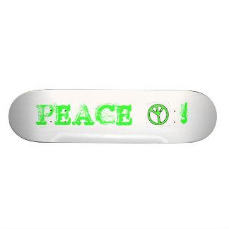 large_peace_symbol, PEACE, ! Skate Boards