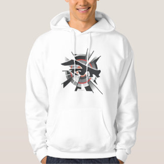 Laser Vision Hooded Pullovers