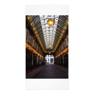 Leadenhall Market London Photo Cards