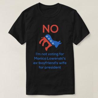 L'épouse des Ex-amis de Monica Lowenski T-shirts