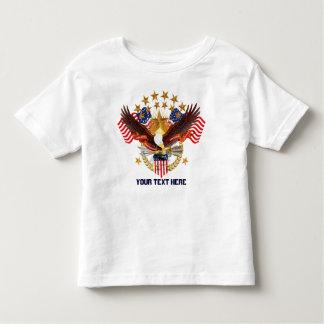 L'esprit n'est pas oublié que l'Amérique voient Tee Shirt