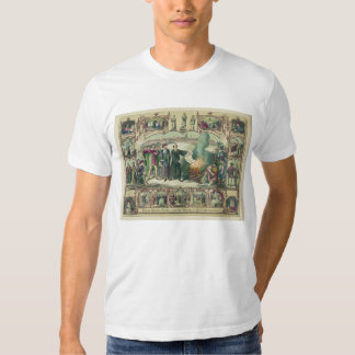 Life of Martin Luther & Heroes of the Reformation Shirt