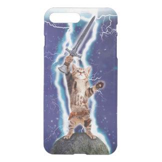 Lightning Cat iPhone 7 Plus Case