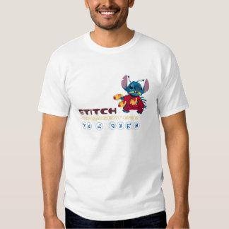 Lilo & Stitch Stitch Logo Tee Shirts