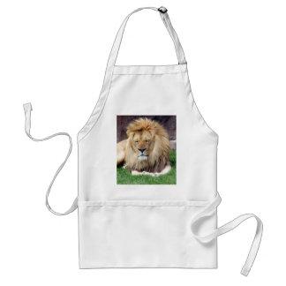 Lion Around Standard Apron