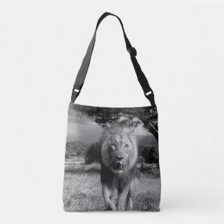 Lion Wildcat Tote Bag