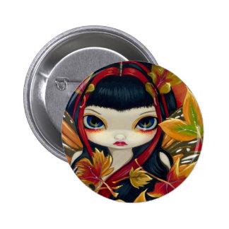 """""""Little Autumn Leaves"""" Button"""