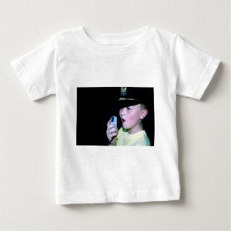 Little Officer 6 Infant Shirt