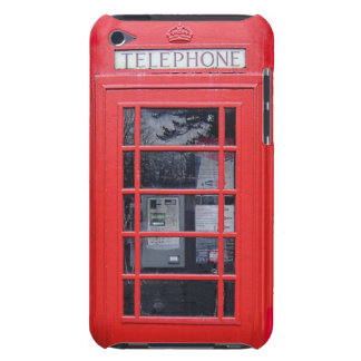 London Red Telephone Box iPod Touch Case