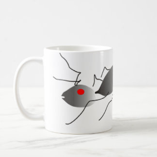 Lonely Ant Classic White Coffee Mug