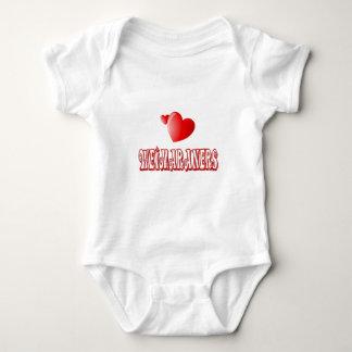 Love for Weimaraners Tee Shirts