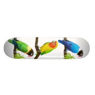 Lovebirds Skateboard