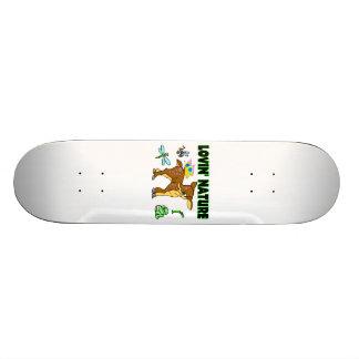 Lovin Nature Animals Skate Deck