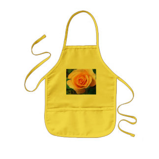 """""""Lucille Ball Rose Print"""" Apron"""