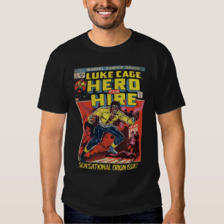Luke Cage Comic #1 Shirts