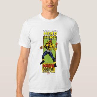 Luke Cage Comic Graphic T Shirts