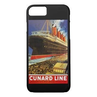 Lusitania Departing iPhone 7 Case