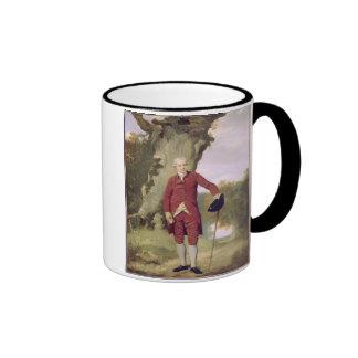 M. Thrale, c.1770-80 (huile sur la toile) Mug Ringer