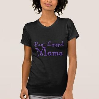 Maman Cheville-À jambes Tee Shirt