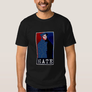 Martin Luther - Hate T-shirt