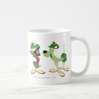 MARVIN THE MARTIAN™ and K-9 2 Classic White Coffee Mug