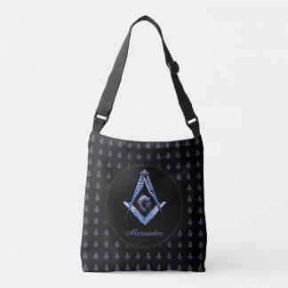 Masonic Minds (Blue) Tote Bag