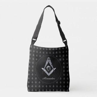 Masonic Minds (Silvery) Tote Bag