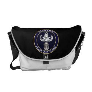 Master EOD 2nd Class Diver Messenger Bag